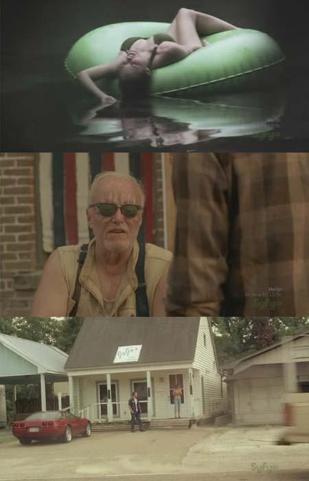 Человек-мотылек (HDTVRip, 2010)