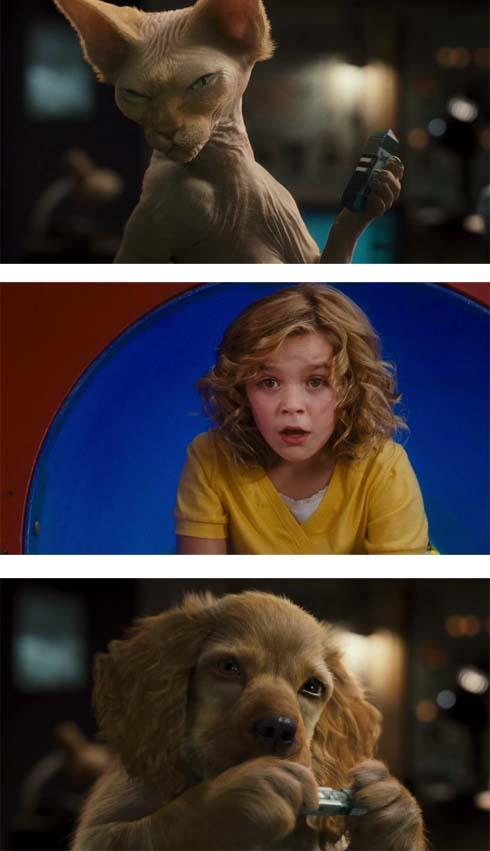 Кошки против собак. Месть Китти Галор HDRip (2010)