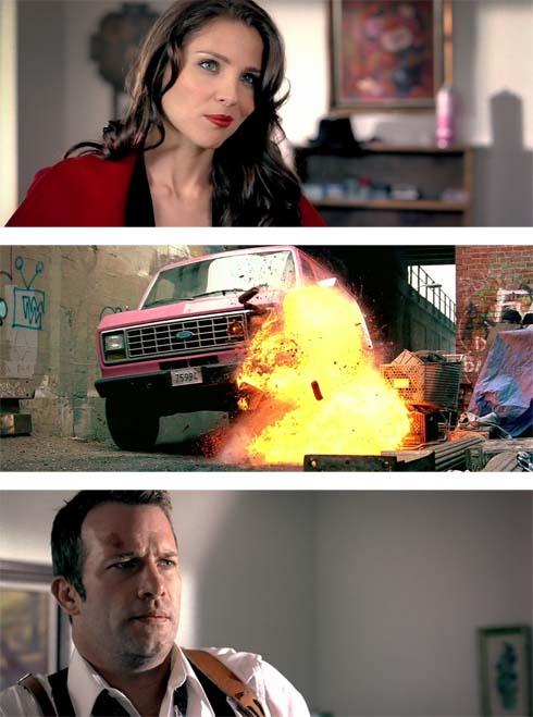 Отправь их в ад, Мэлоун! (HDRip, 2009)