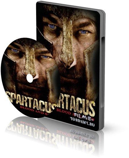 Спартак: Кровь и песок (сериал) сезон 1 серии 1-13 из 13
