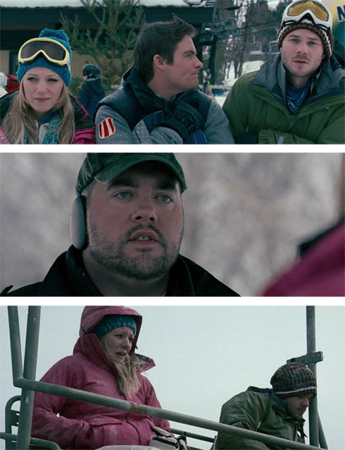 Замёрзшие (HDRip, 2010)
