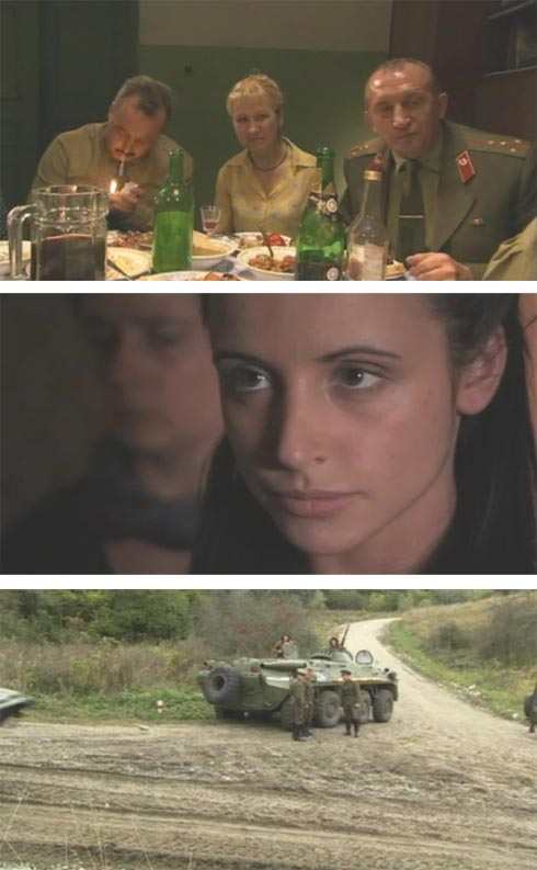 Откричат журавли (сериал , 2010) (8 серий из 8)