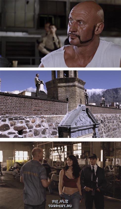 Смертельная Гонка: Франкенштейн Жив (HDRip, 2010)