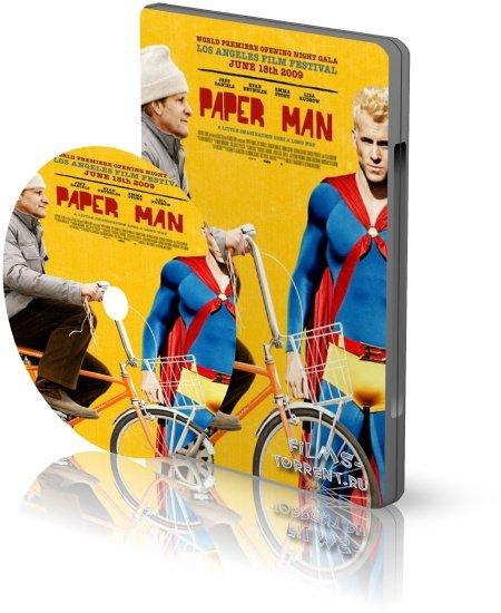 Бумажный человек (BDRip 1080p, 2009)