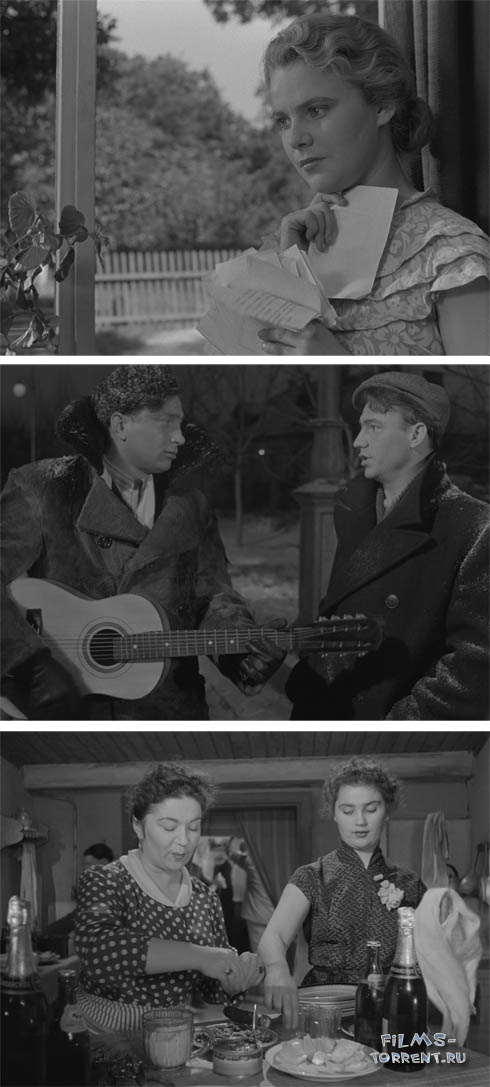 Весна на Заречной улице (BDRip 1080p, 1956)