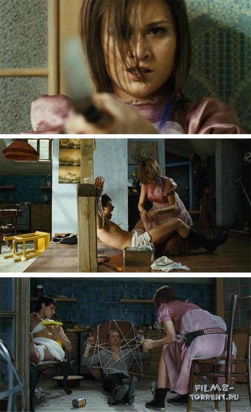Закрытые пространства (DVDRip, 2008)