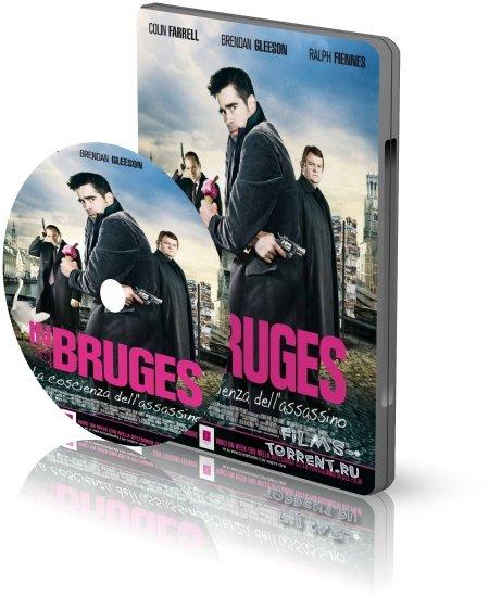 Залечь на дно в Брюгге (BDRip 1080p, 2008 )