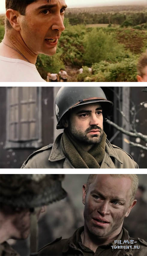 Братья по оружию (2001) 10 серий
