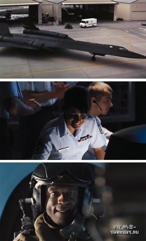 Чёрный гром / Яростный полёт (2007)