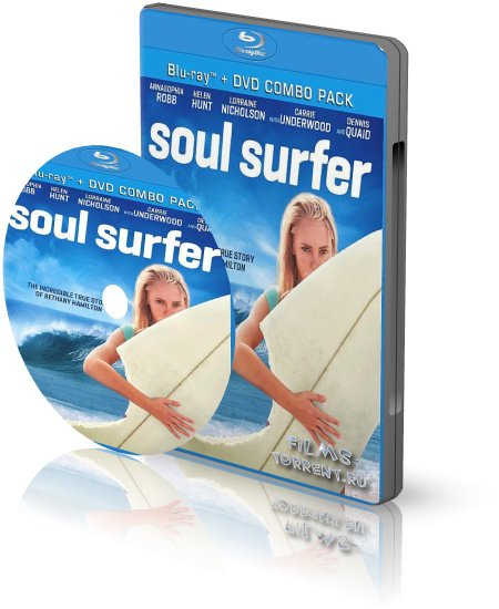 Soul surfer bedroom