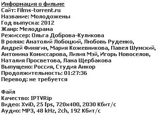 Молодожены (2012)