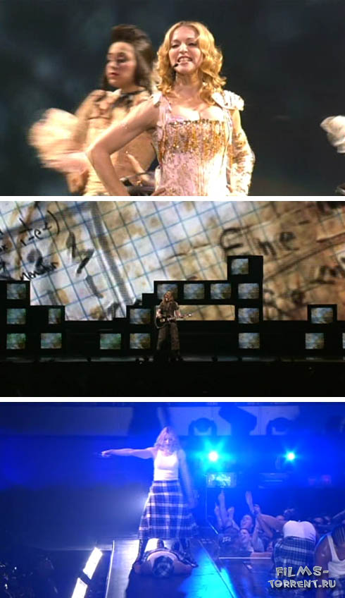 Madonna - The Re-Invention World tour