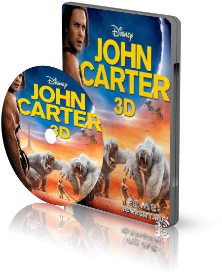 Джон Картер 3D