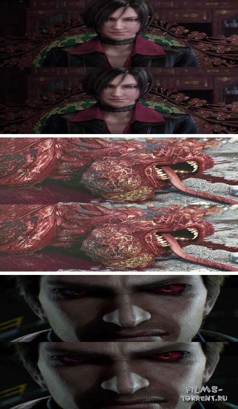 Обитель зла: Проклятие 3D