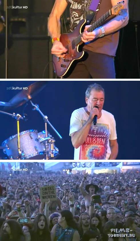 Deep Purple - Live Wacken