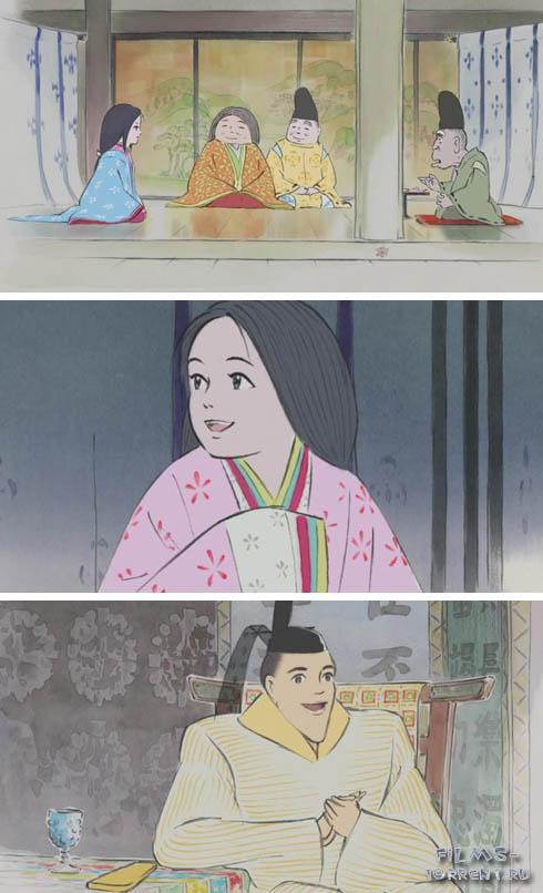 Сказание о принцессе Кагуя (2013)