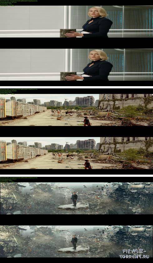 Дивергент, глава 2: Инсургент 3D (2015)