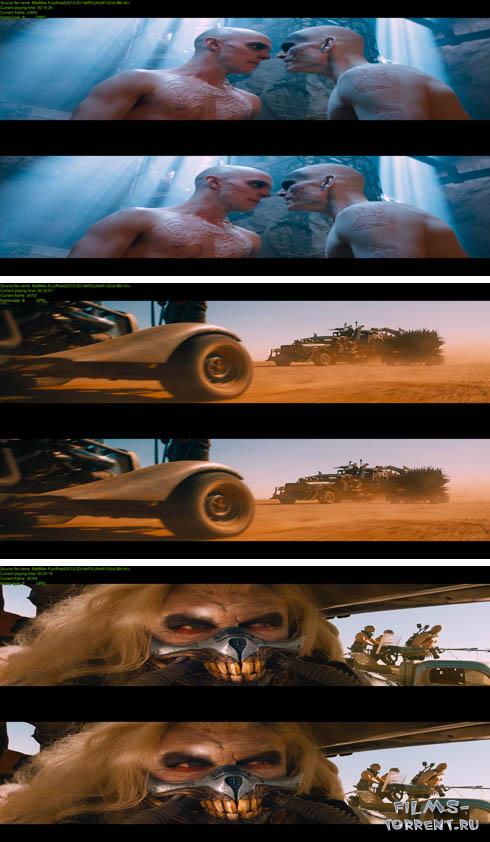Безумный Макс: Дорога ярости 3D (2015)