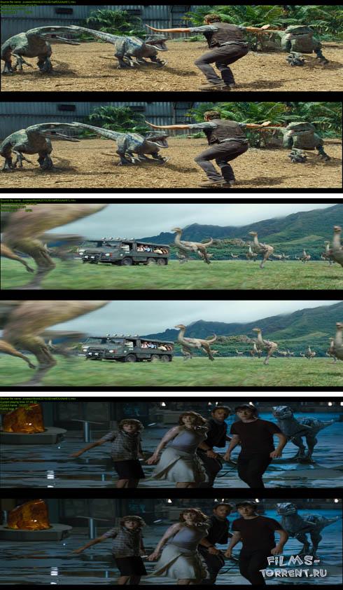 Мир Юрского периода 3D (2015)
