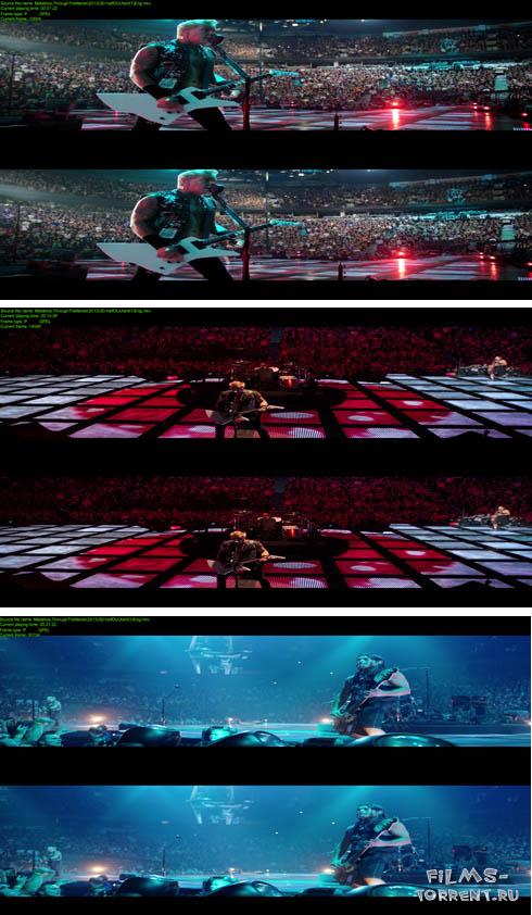 Metallica: Сквозь невозможное 3D (2013)