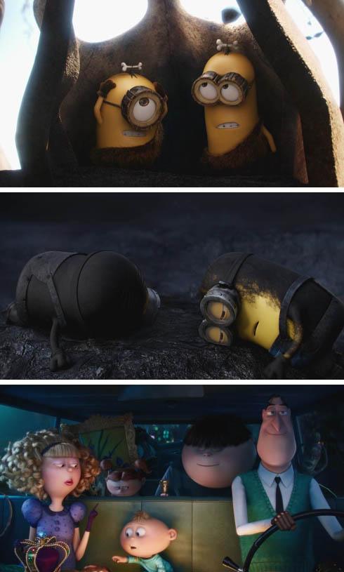 Миньоны: Мини-фильмы (2015)