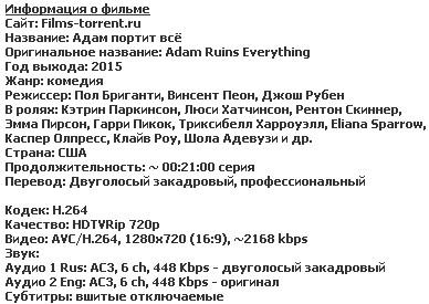 Адам портит всё (2015)