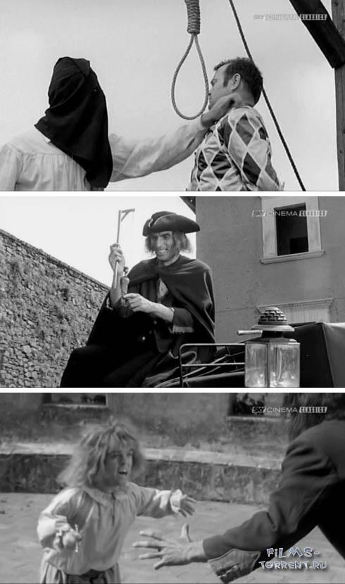 Замок живых мертвецов (1964)