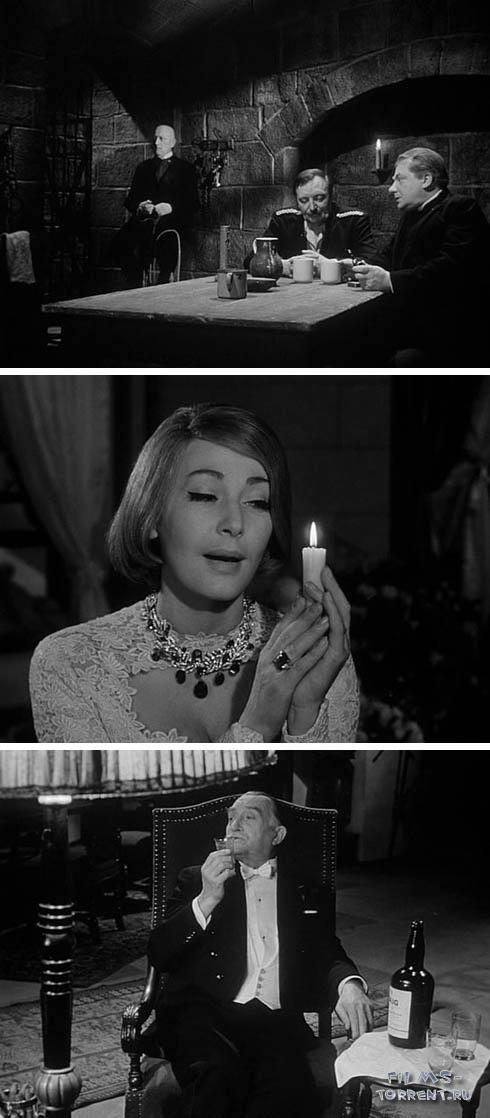 Призрак замка Моррисвиль (1966)