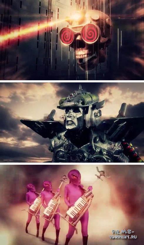 Роботы-убийцы! Разрушить и сжечь (2016)