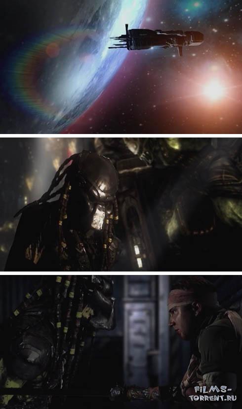 Чужой против Хищника: Возвращение (2015)