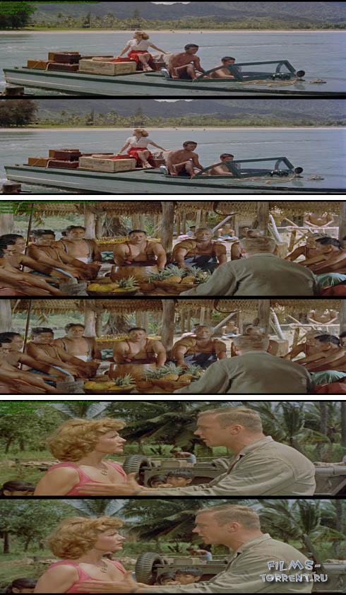 Мисс Сэди Томпсон 3D (1953)