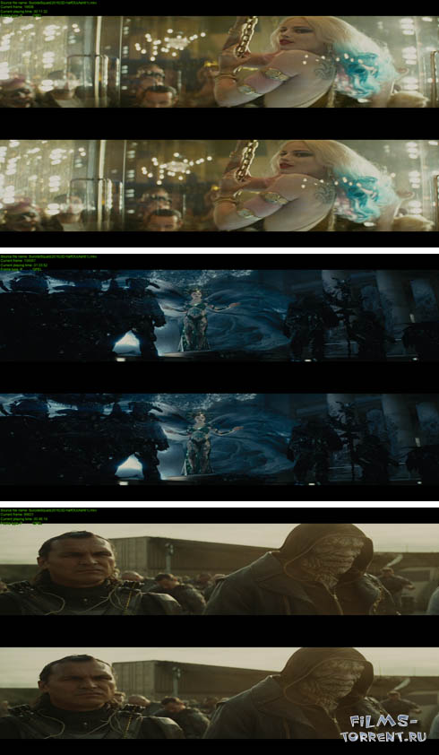 Отряд самоубийц 3D (2016)
