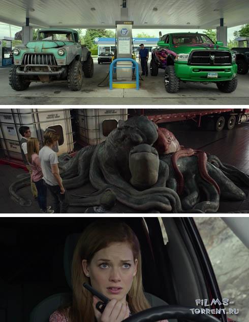 Монстр-траки (2016)