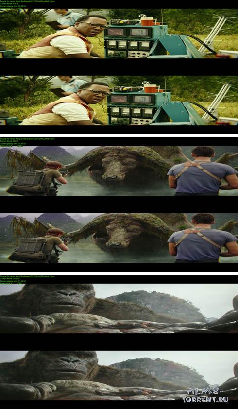 Конг: Остров черепа 3D (2017)