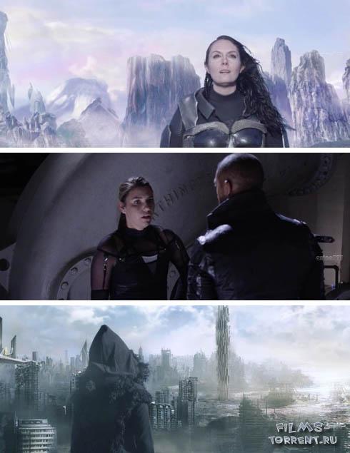 Чужой: Царство человека (2017)