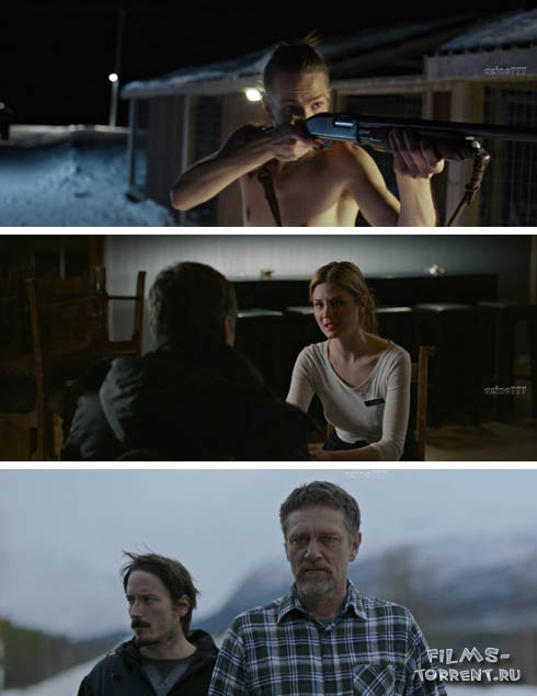 Необузданная земля (2017)