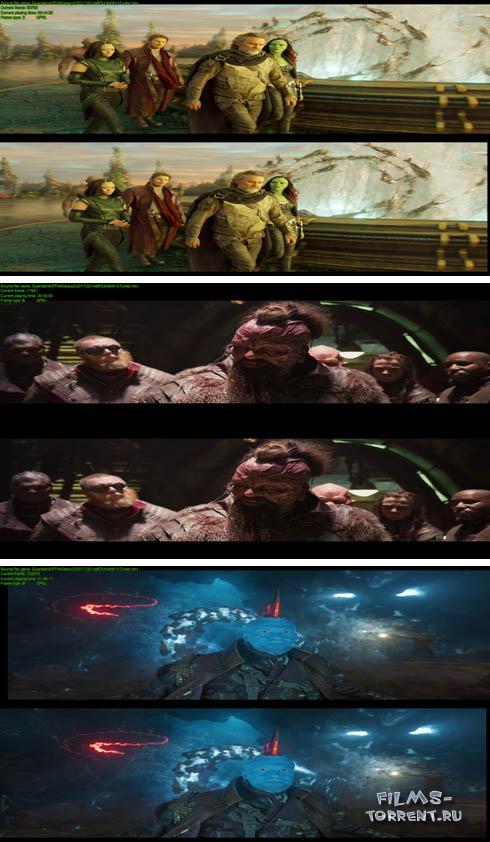 Стражи Галактики. Часть 2 3D (2017)