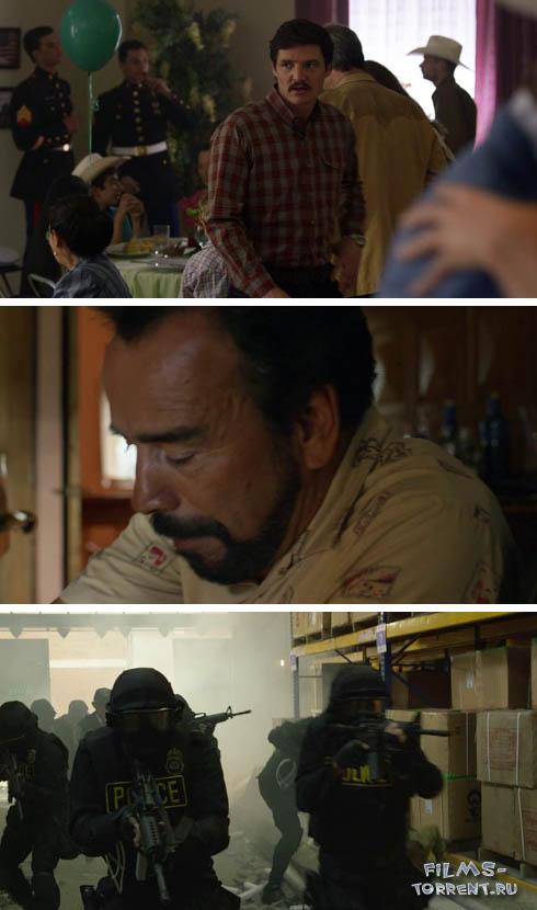 Нарко 3 сезон (2017)