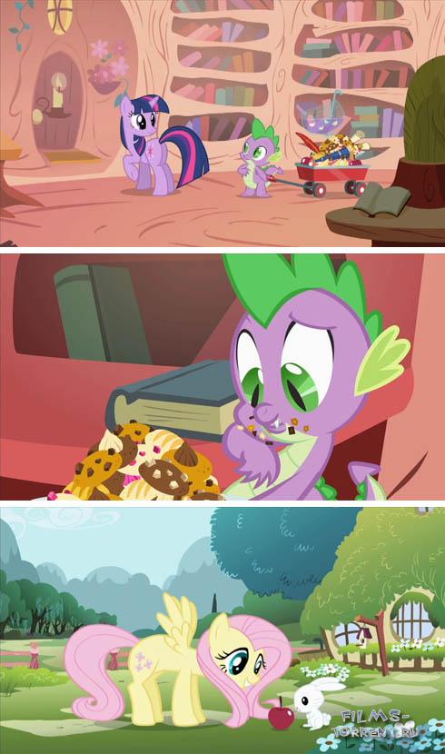 Мой маленький пони: Дружба – это чудо (2017)