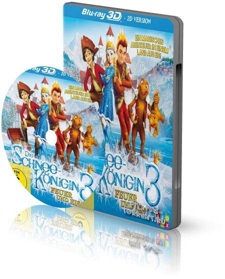 Снежная королева 3. Огонь и лед 3D (2016)