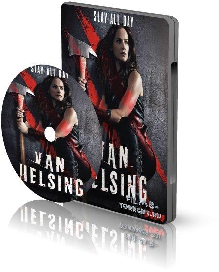 Ван Хельсинг 2 сезон (2017)