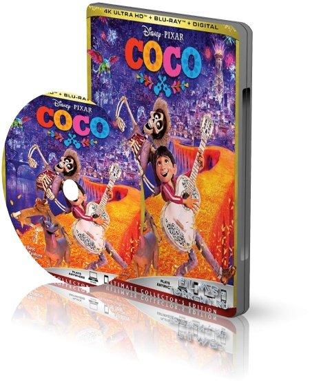 Тайна Коко 4K (2017)