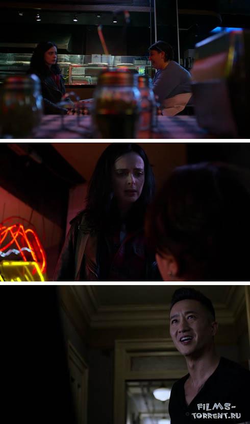 Джессика Джонс 2 сезон (2018)