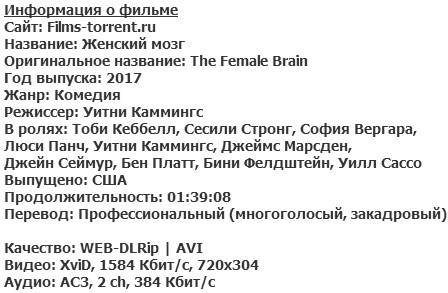 Женский мозг (2017)