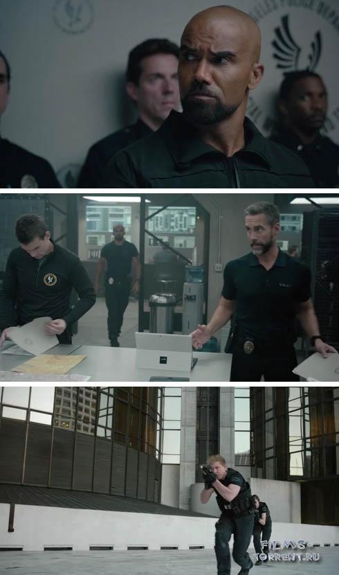 Спецназ (2017)