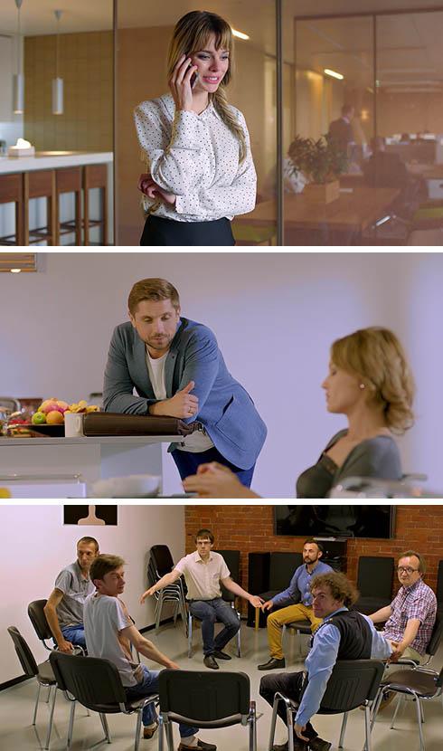 Психологини (2017)