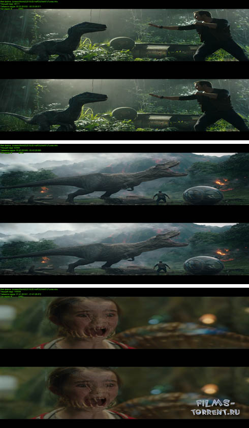 Мир Юрского периода 2 3D (2018)