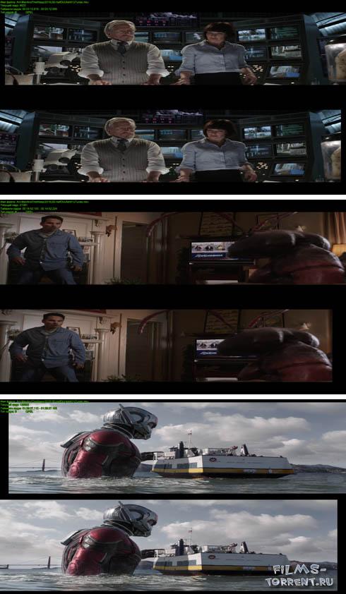 Человек-муравей и Оса 3D (2018)