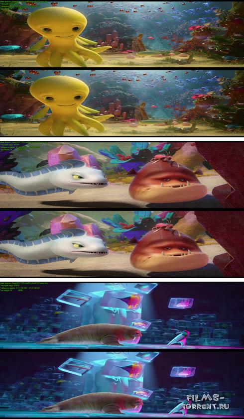 Подводная эра 3D (2017)