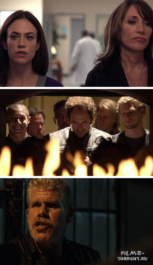 Сыны анархии Все сезоны (2019)